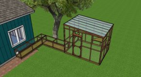8×10 Catio – Free DIY Plans