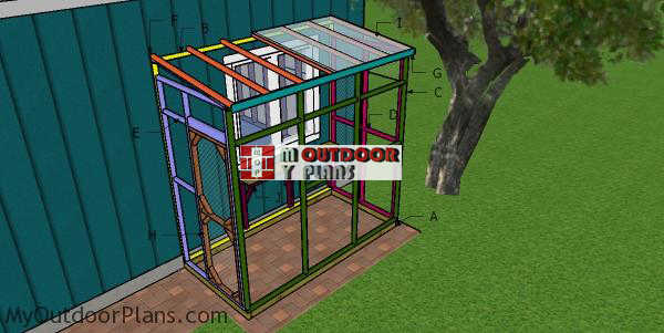 Building-a-4x8-cat-house