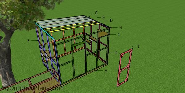 How to build a 8x10 catio