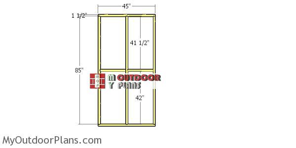 Side-wall-frame-for-4x8-catio