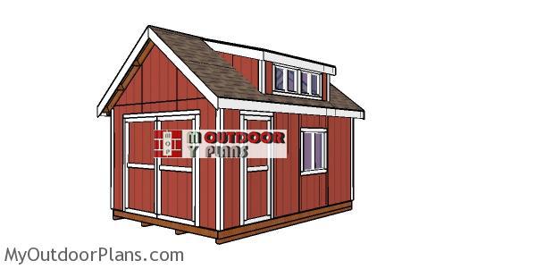 12x16-storage-shed-with-dorner-plans