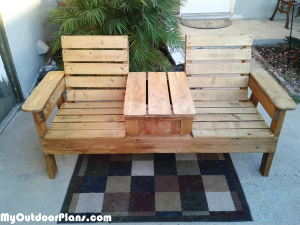 DIY-Double-Chair-Bench-with-storage