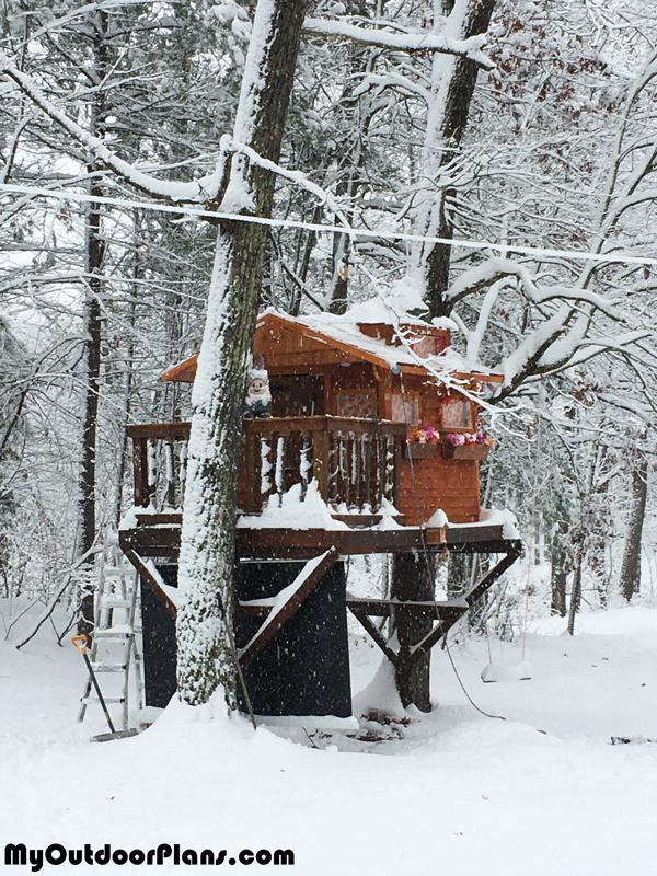 DIY-Tree-House
