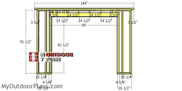 Front-wall-for-12x16-shed
