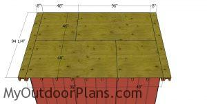 Roof sheets 1