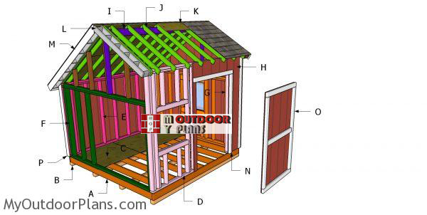 10x10-saltbox-shed---building-project