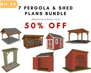 7 shed and pergola plans (2)