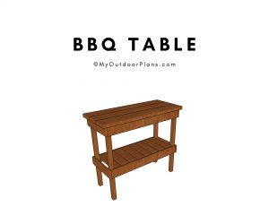 BBQ Table