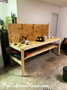 Build-a-simple-garage-workbench-with-back-wall