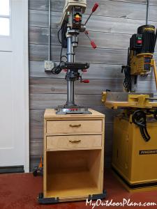 Drill-press-stand---DIY-Project