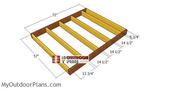 Floor-frame-for-5x6-shed