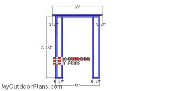 Front-wall-for-5x6-storage-shed