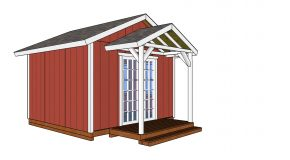 12×12 She Shed Plans – Free PDF Download