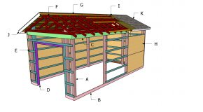 12×24 Pole Barn Roof – Free DIY Plans