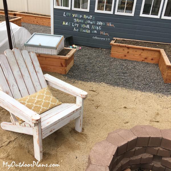 DIY Project - 2x4 Adirondack Chair
