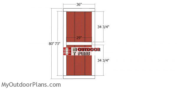 Door-for-8x8-saltbox-shed