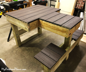 DIY Project - Double Shooting Bench