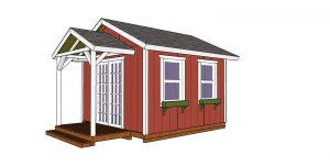 12x12 Shed Shed Plans