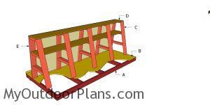 Building a mobile cart panel