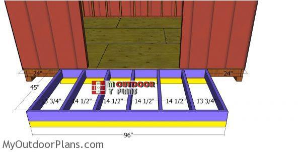Deck-floor-frame