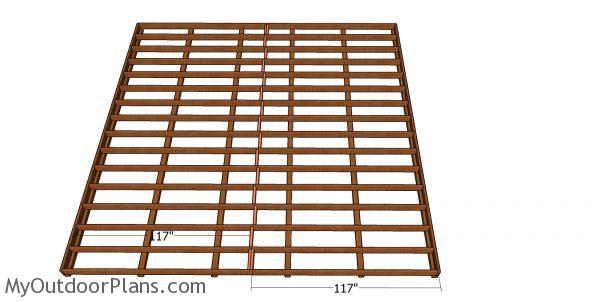 Floor blockings