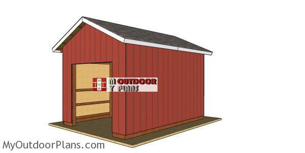 8x12-post-frame-barn-plans