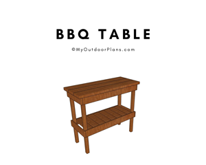 BBQ-Table