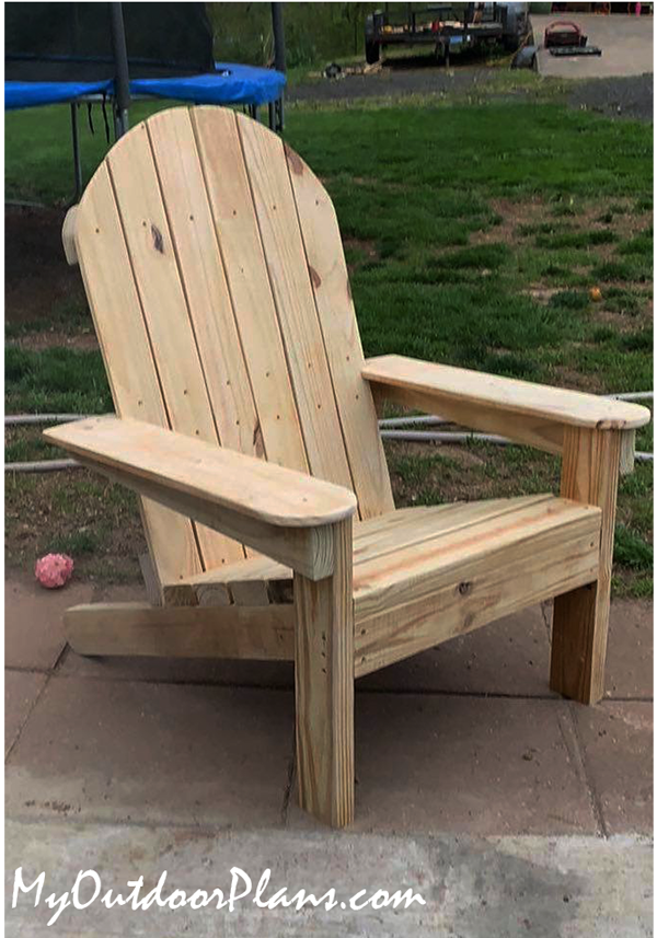 DIY Project - Adirondack Chair