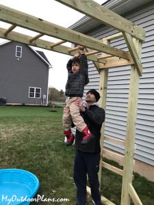 DIY-Monkey-Bars