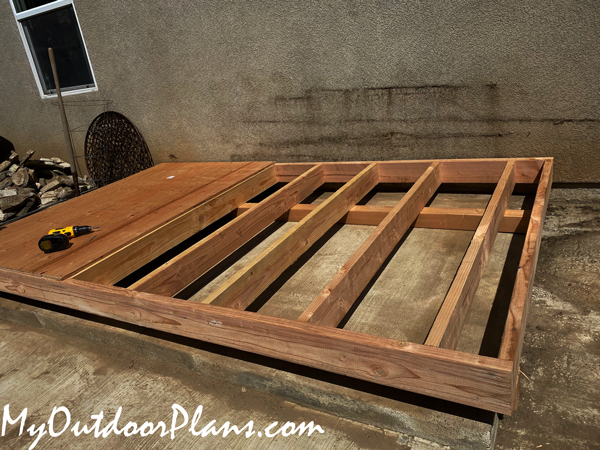 How-to-build-a-shed-floor