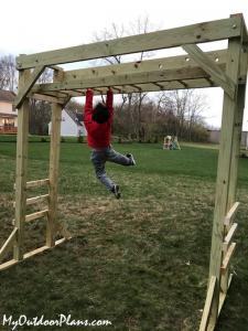 How-to-build-monkey-bars