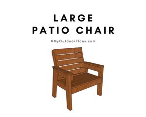 Patio-chair