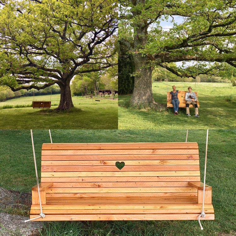DIY Project - Swing Bench