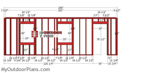 Side-wall-frame---20x24-shed