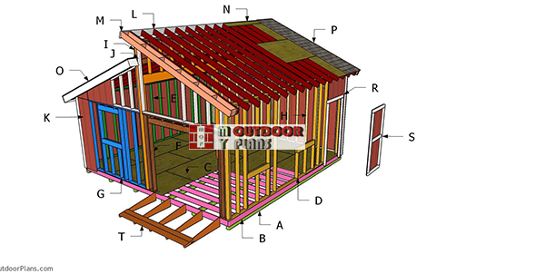 Building-a-20x20-clerestory-shed