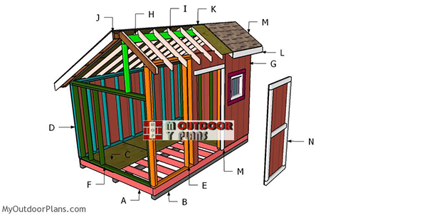 Building-a-8x12-shed