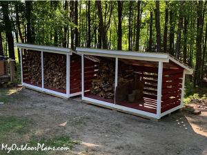 Building-a-firewood-shed---3-cords