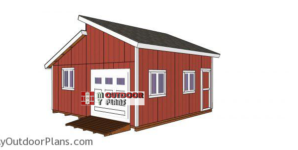 Clerestory-shed-plans-20x20