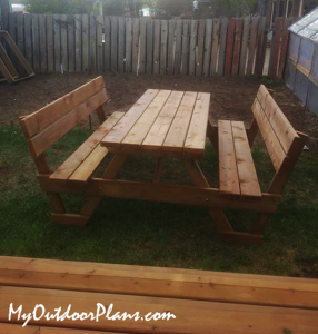 How-to-Build-a-picnic-table-with-backrests