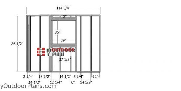 front-wall-partition