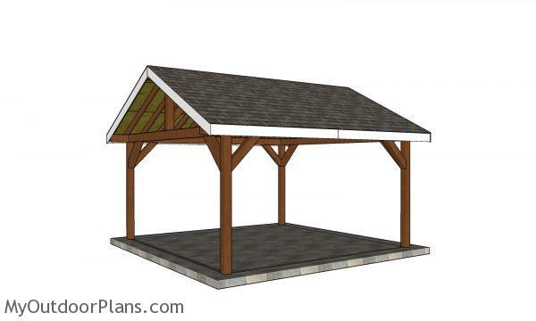 16x16 Pavilion