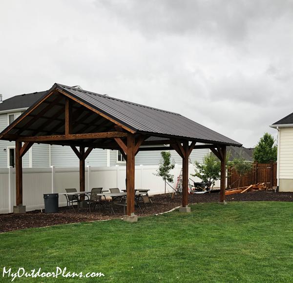 DIY Project - 16x24 Pavilion