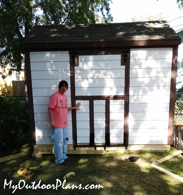 DIY Project - 10x6 Gable Shed