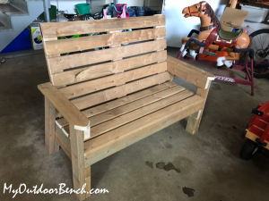 DIY-Bench-for-Kids