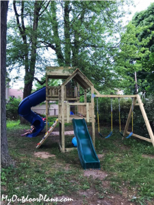 How-to-build-a-large-playset-with-slide-and-swings