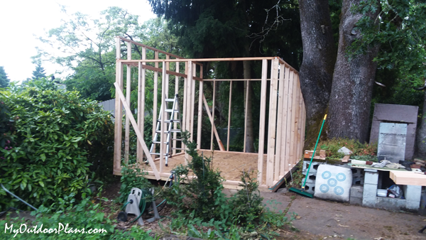 How-to-build-a-lean-to-shed-frame