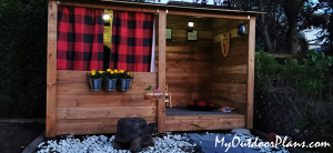How-to-build-a-wood-playhouse