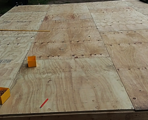 Shed-floor---16x20-gambrel