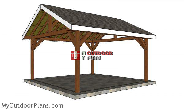 gable-pavilion-plans-16x16