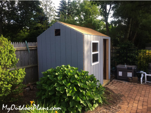 Fitting-the-siding-sheets
